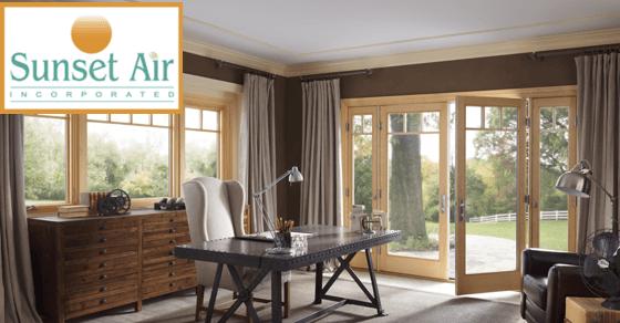 Spring rebate windows and doors sunset air for Buy milgard windows online