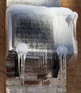 Frozen-Air-Conditioner
