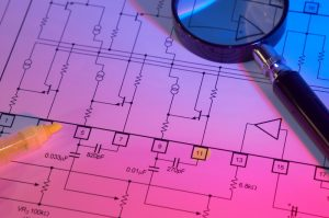 electrical blueprints of home